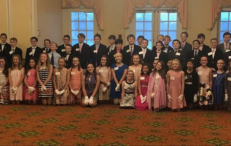 Rescheduled Winston Salem Fall Cotillion - to Spring 2021 Enrollment NOW OPEN