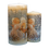 Thumbnail: Beautiful fairy wish decorative candles