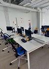 Matterport Spacer 3D po przestrzeni biurowej nazwa.pl
