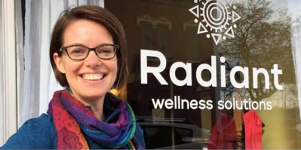 #MindfulMonday with Michelle Wilson - Radiant Wellness Solutions