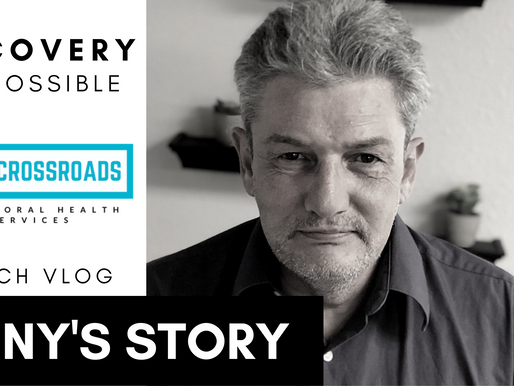March Vlog | Tony's Story