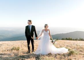Mount Spokane Styled Shoot
