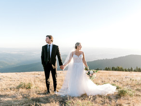 Mount Spokane Styled Shoot