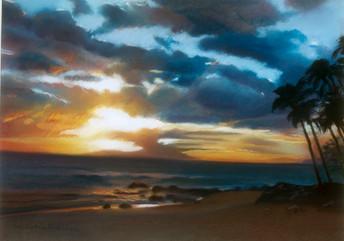 Hawaiian Sunset 1