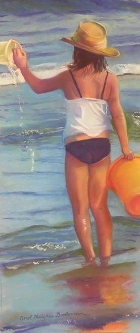 Beach Bucket Fun