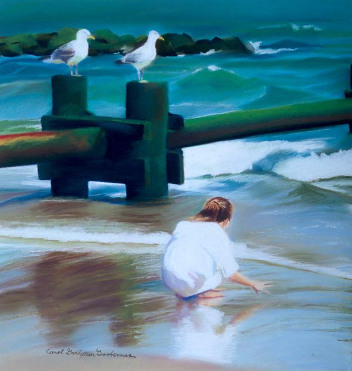 Seagulls Watching