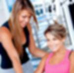 personal training women