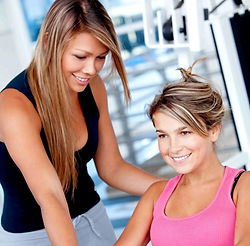 personal training women