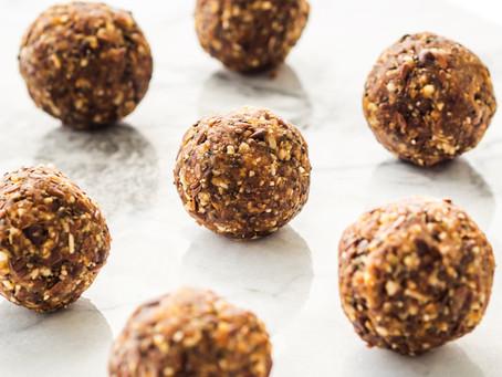 Vegan cacao truffle recipe