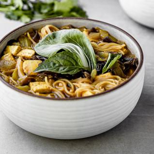 Easy vegan ramen recipe