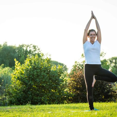 4 ways to improve your tree pose