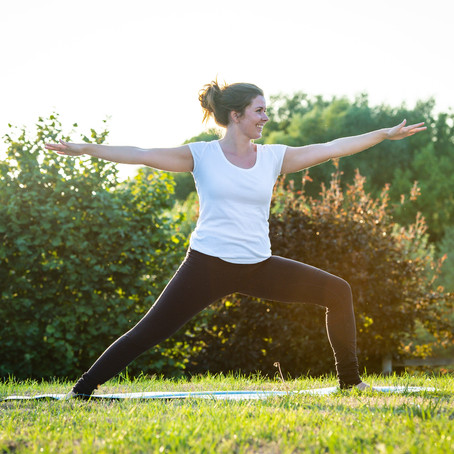 6 of the best tips for warrior poses