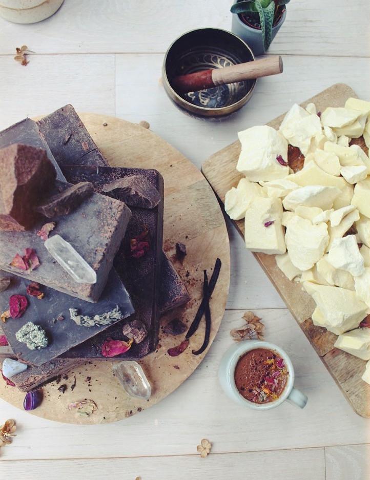 Ceremonial cacao