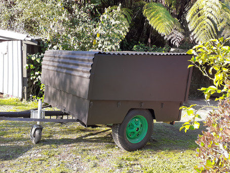The Stealth Camper Build-Part 1
