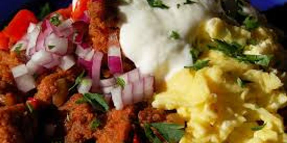 Weekend Traditional Ethiopian Breakfast