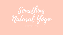 SOMETHING NATURAL YOGA