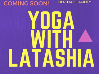 More Yoga Coming Soon!