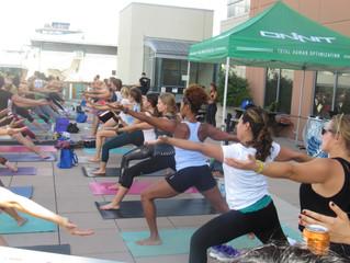 Celebrating Yoga @ Wholefoods ATX