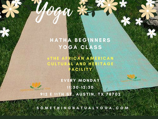 YOGA In The Community!