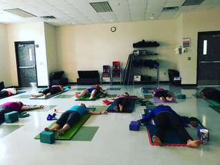 Something Natural Yoga @ The YMCA