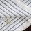 Thumbnail: Stripe Linen Shirting (1.8 meters)