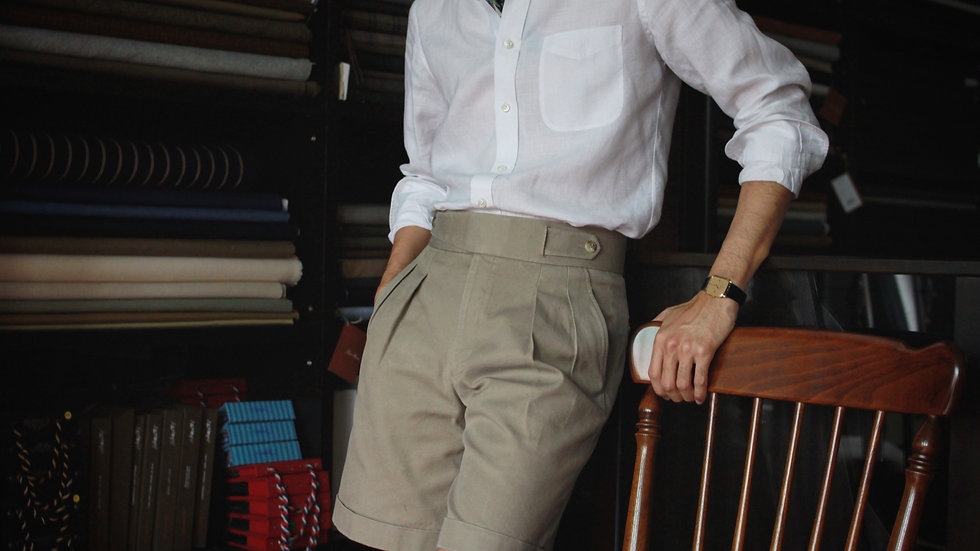 Type I Gurkha Shorts (Made-To-Order)