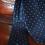 Thumbnail: Navy Geometric Tie