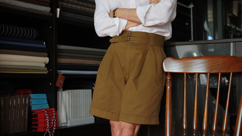 Gurkha Shorts Type II