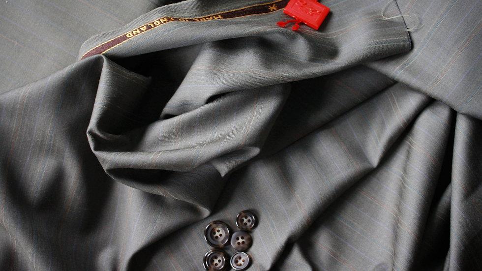 Vintage Stripe Suiting, Scabal Golden Ribbon (3.2 meters)