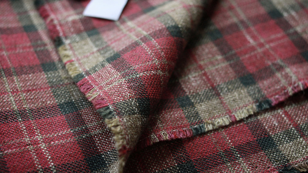 Tartan Plaids Jacketing (2 meters)
