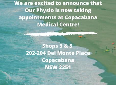 Check out Our Physio Copacabana!