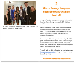Alterna Savings is a Proud Sponsor!