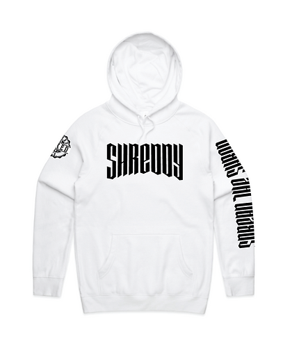 STS Shreddy Pullover (White)