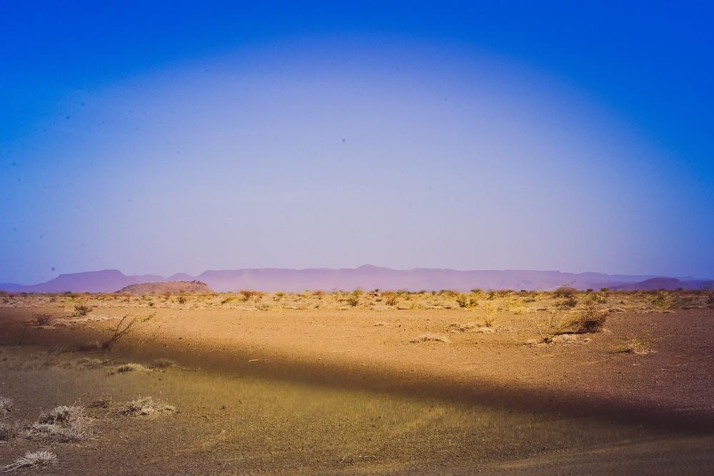 The Turkana Desert