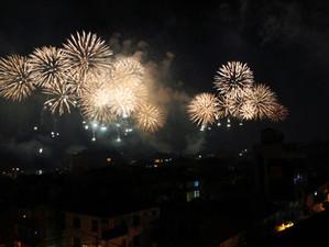 A nagy bumm, avagy a tűzijáték története