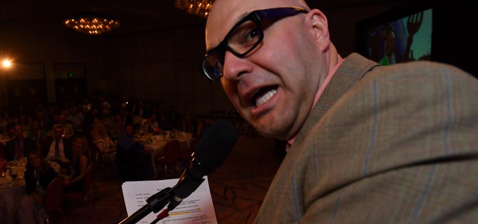 Jeff Landers Corporate Event