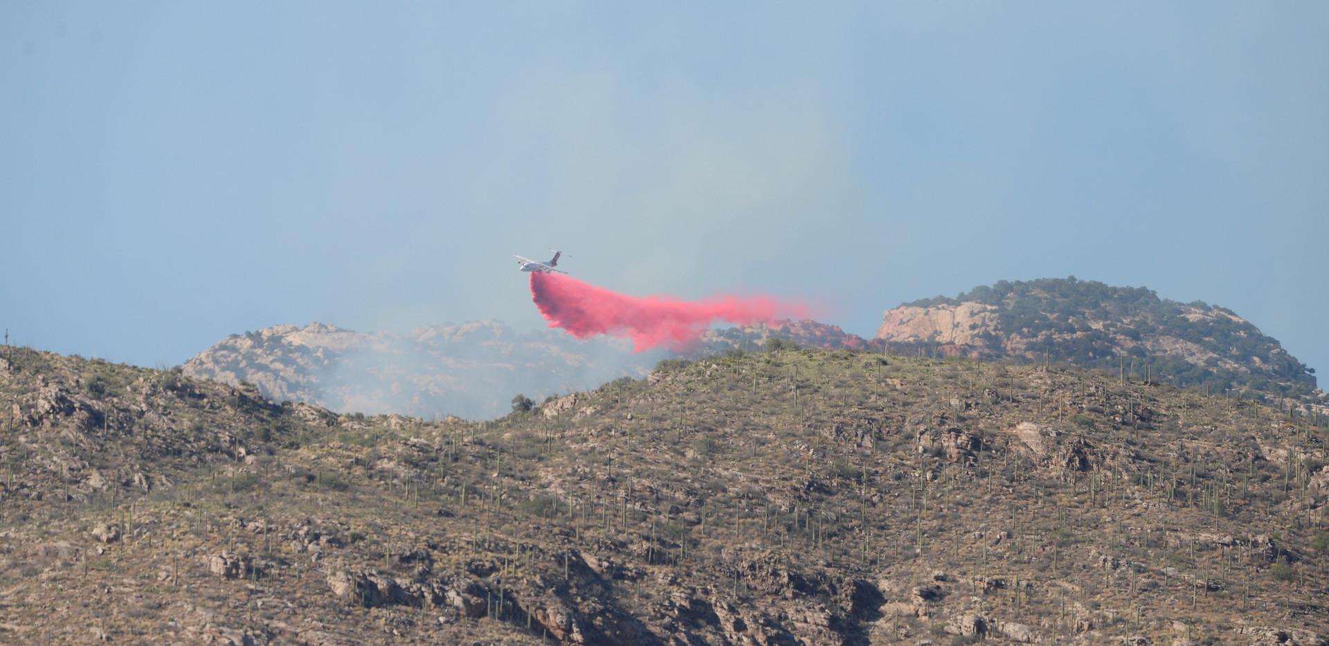 Big Horn Fire