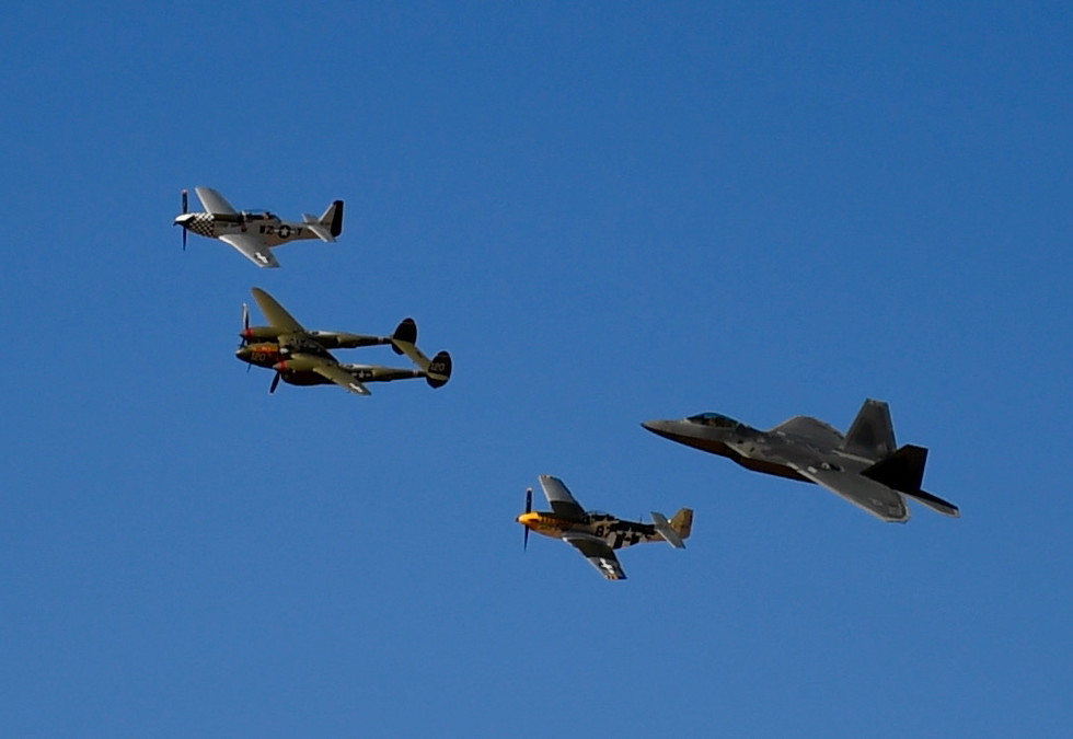 DM Heritage Flight Demo