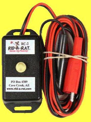 Rid-A-Rat Pack Rat Prevention