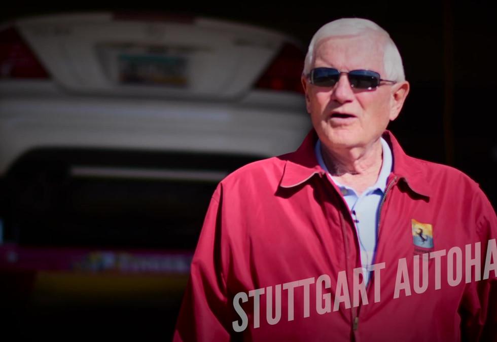 Stuttgart Autohaus Testimonial