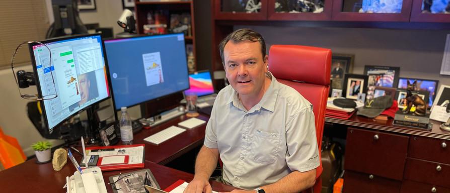 Jeff Landers - Cheif Creative Officer
