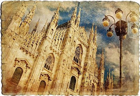 Миланский собор в Италии