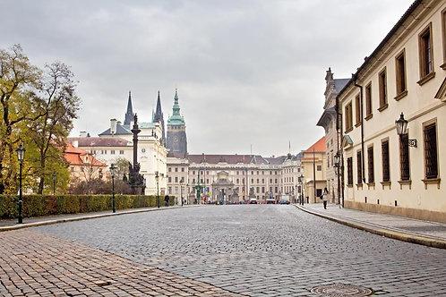 Европейская городская площадь