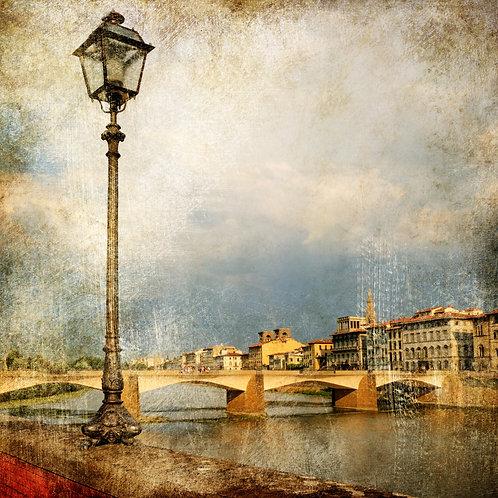 Флоренция в ретро-стиле - Италия