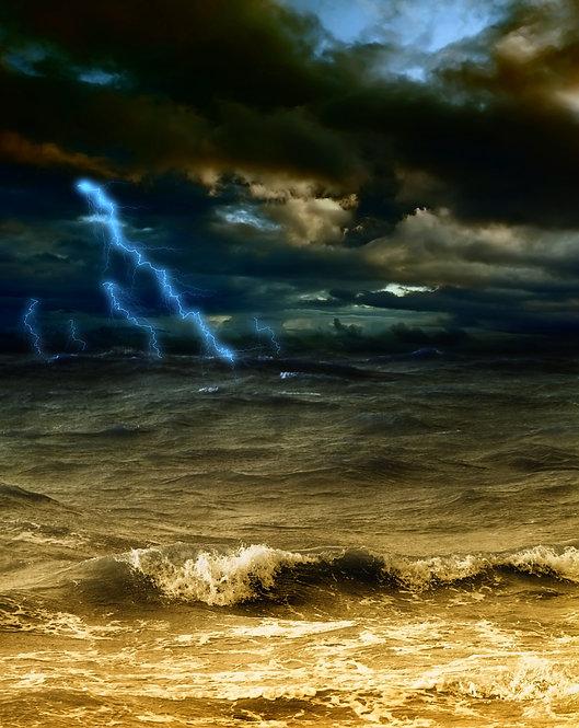 Буря и молнии