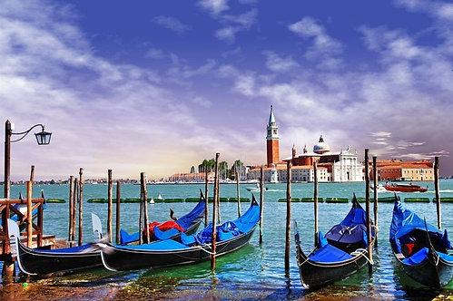 Венецианский восход солнца