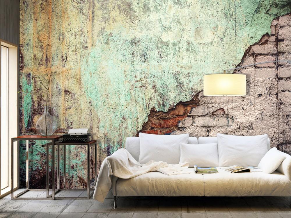 texture_plastered brick_wall