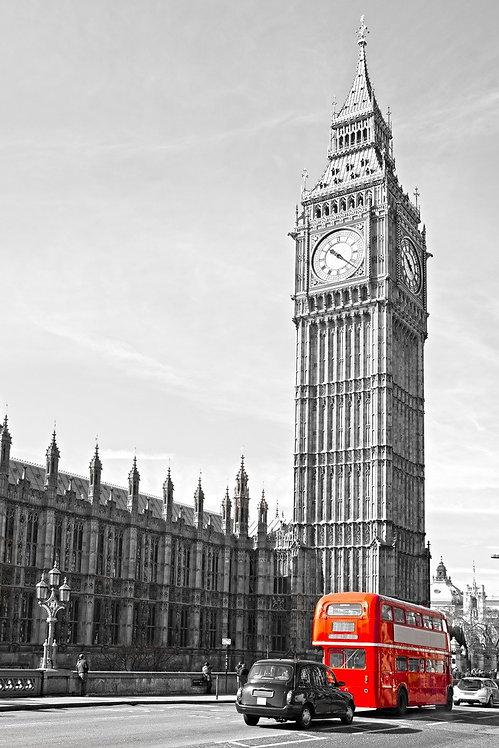 Биг-Бен и дом Парламента - Лондон