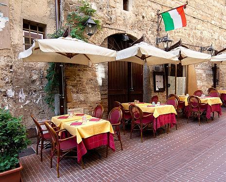 Сиена - живописный уголок Тосканы