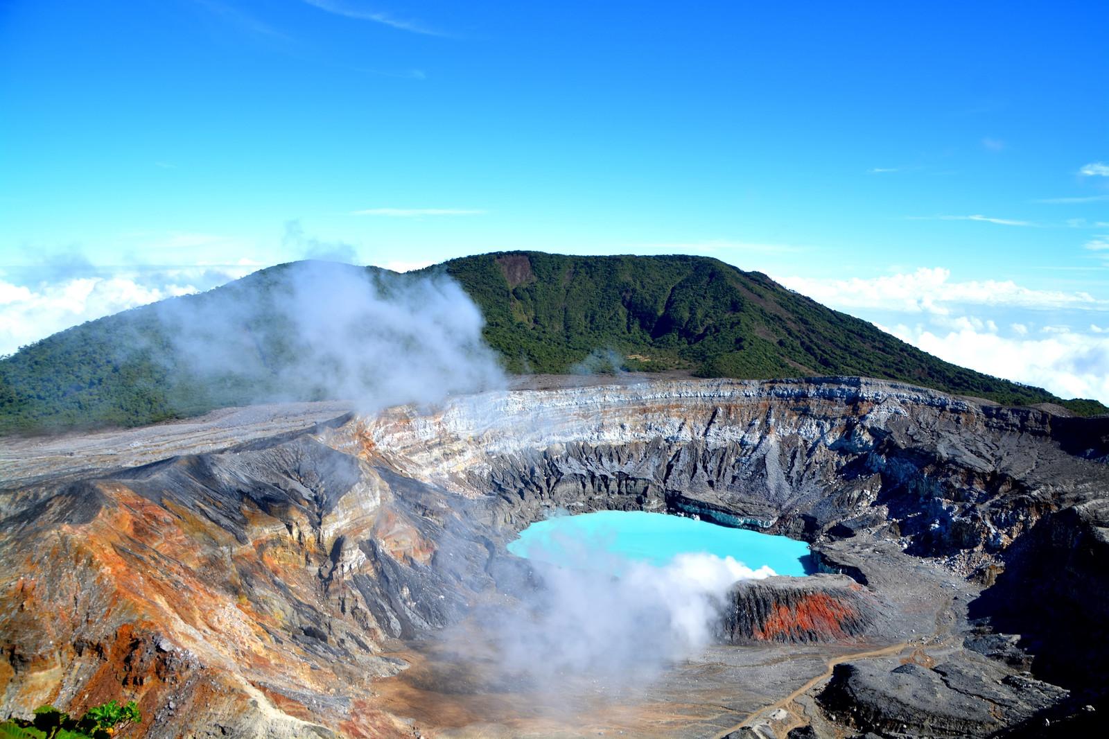 людям кратер вулкана картинки надо впадать